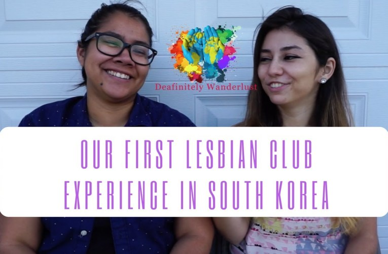 Our First Lesbian Club Experience in South Korea