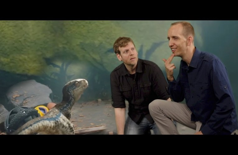 We Love Movies! Review: Jurassic World Fallen Kingdom