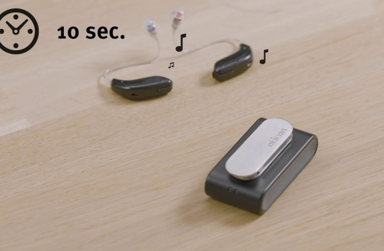 How to pair Oticon Opn hearing aids to ConnectClip
