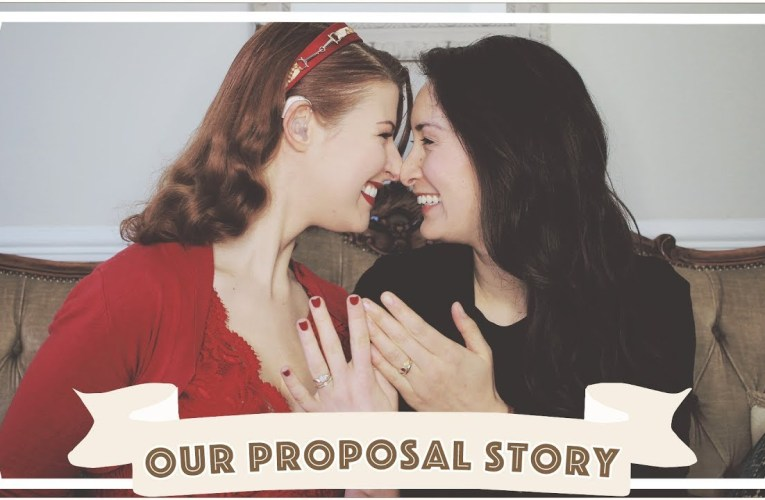 Our Proposal Story / Jessica & Claudia / Computer (Drama) Update [CC]
