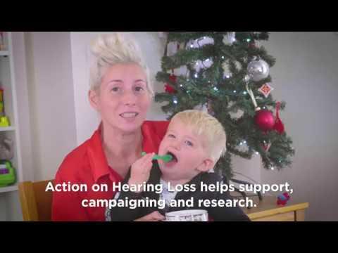 Little Jenson's cochlear implant story