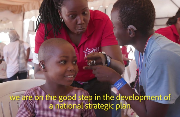 Starkey Hearing Foundation National Strategic Plans for Ear and Hearing Care