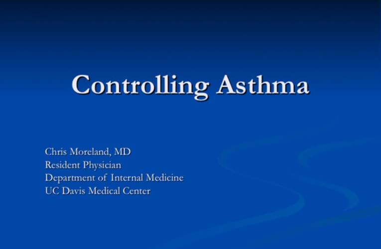 Asthma Information Lecture