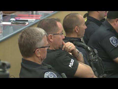 Gilbert PD hold deaf sensitivity training