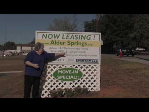 11-04-2016  NC Alder Springs Deaf & Blind Community: Special News
