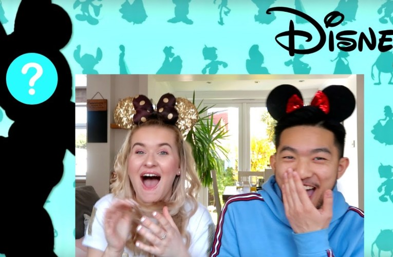 Guess The Disney Characters! *DIFFICULT*