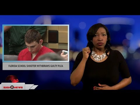 Sign1News 3.9.18 – News for the deaf community powered by CNN in American Sign Language (ASL).