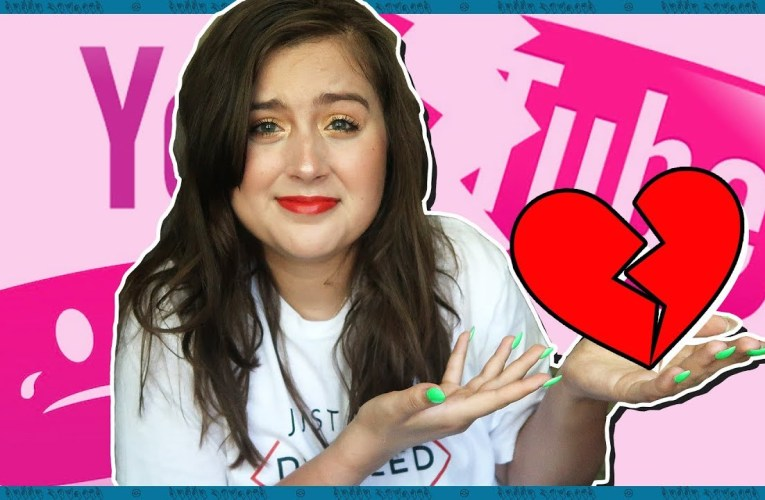 Why I Took A Break From YouTube (Get Ready With Me – New Colourpop Makeup)   Rikki Poynter