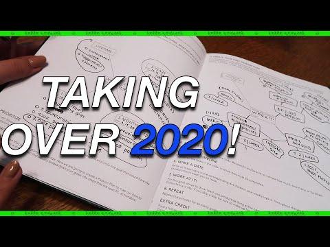 My Life Goals For 2020! (ft. Passion Planner)   Rikki Poynter