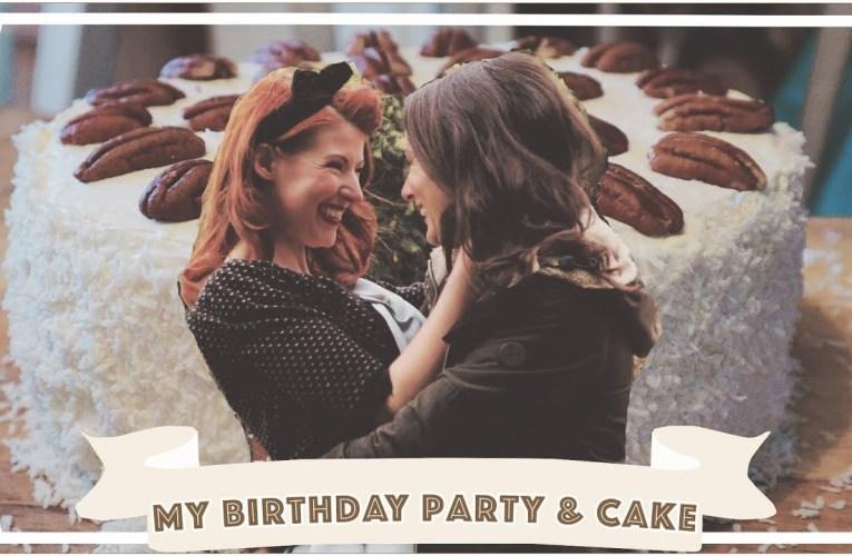 EATING THE BEST CAKE EVER // Gluten Free & Sugar Free Carrot Cake