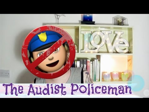THAT TIME I DEALT WITH AN AUDIST POLICEMAN {Story time}
