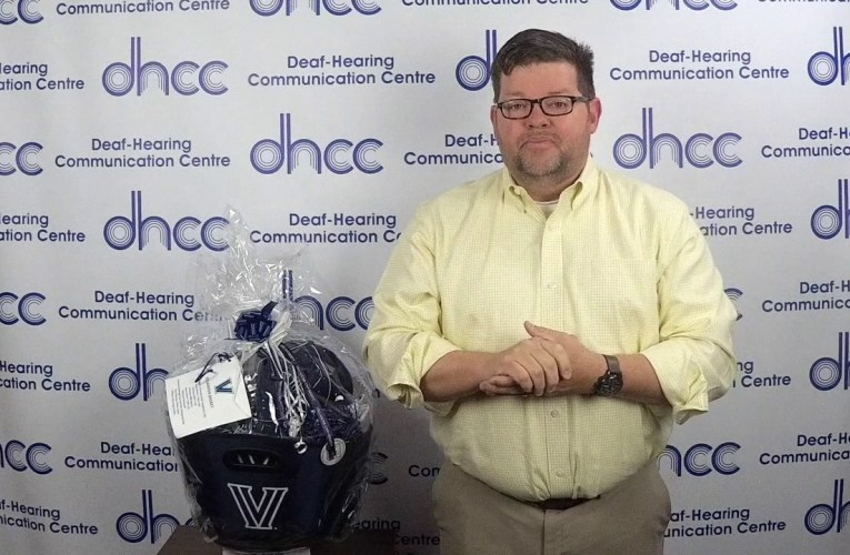 DHCC Vlog re: Sports Auction Items & NFL Draft