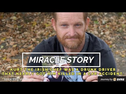The Miracle DUI Story of Kurt The Irish Chef