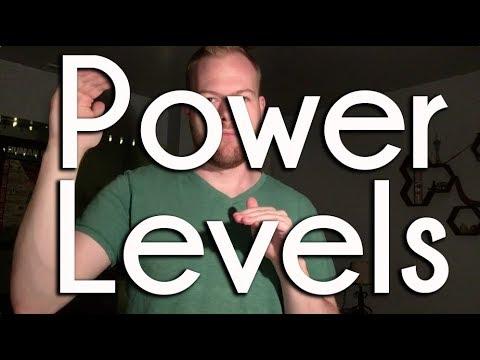 Levels of Power | ASL Ponderings & Deaf Awareness Month
