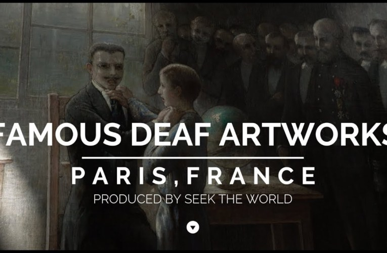 The World's First Public Deaf School: Famous Art Stories