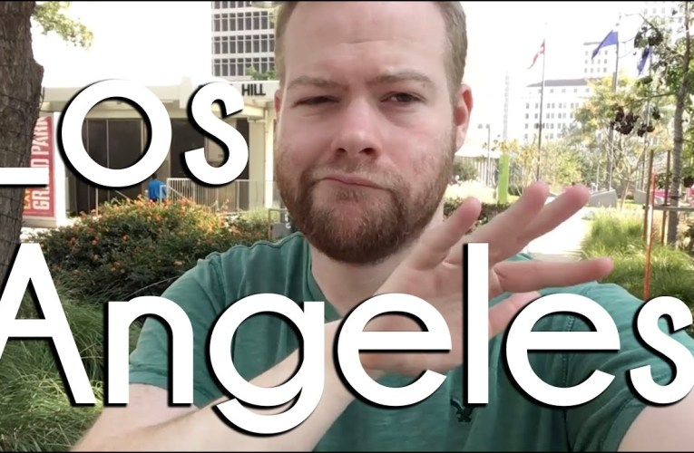 Los Angeles Vlog | Travel