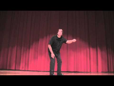 Keith Wann ASL Comedy – Tennessee 2011 (FULL SHOW)
