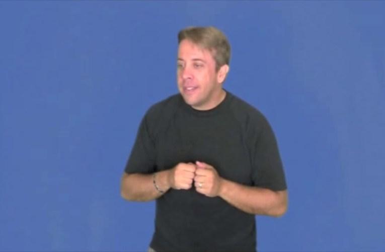 Hearing Jokes in ASL