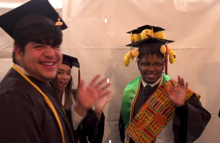 2019 RIT/NTID Commencement Ceremony Highlights