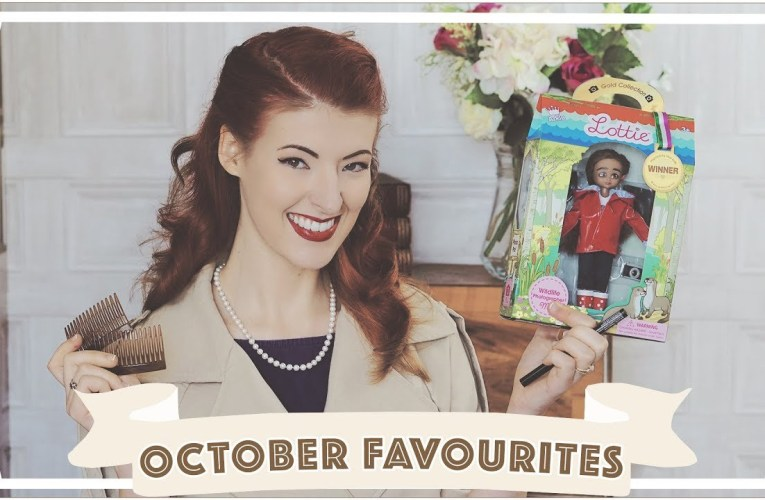 Why I Use A Wheelchair & Side Combs Tutorial // October Favourites [CC]