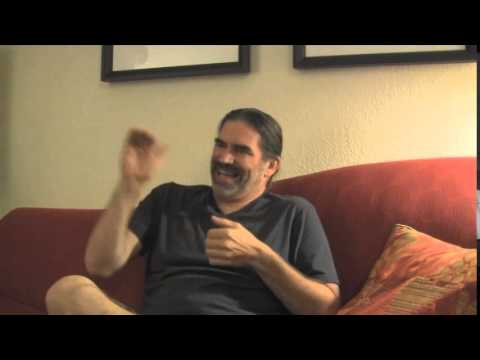 Keith Wann's ASL Comedy Tour interviews Peter Cook