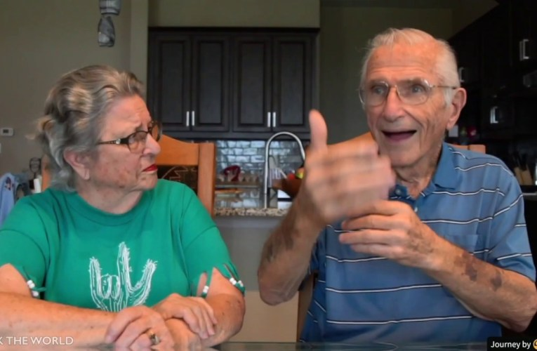 Seek the World: Love Story: Bernice & Buddy Has Been Together For 73+ Years