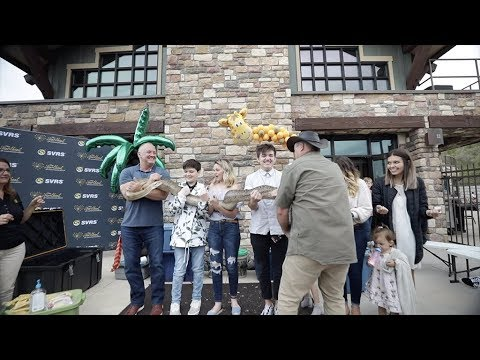 "Sorenson Provides ""Wish Reveal"" Party to Deaf Recipient"