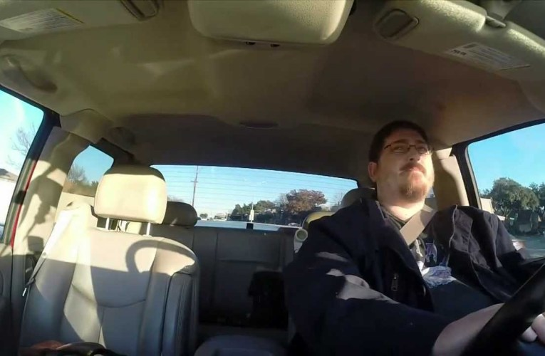 Grant Driving – Time Lapse