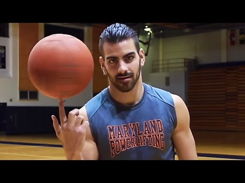 PLAYING VOLLEYBALL PT 2 | Nyle DiMarco