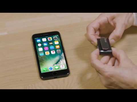 How to pair and unpair ConnectClip to your iPhone