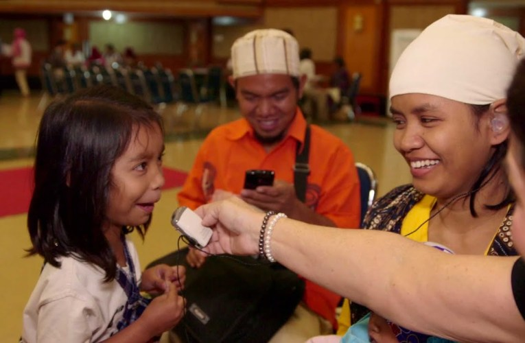 Reconnecting a Family Through Hearing in Indonesia