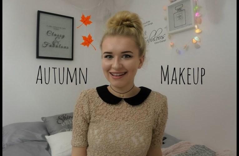 My Autumn Makeup Look   Jazzy