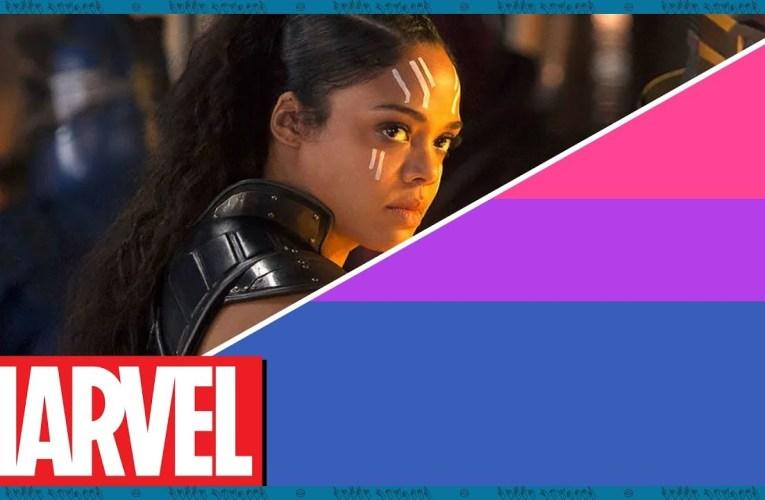 Marvel Valkyrie Is BISEXUAL!   Rikki Poynter