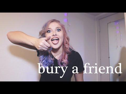 Bury a Friend   Billie Eilish   Sign Language   Deaf interpretation [CC]