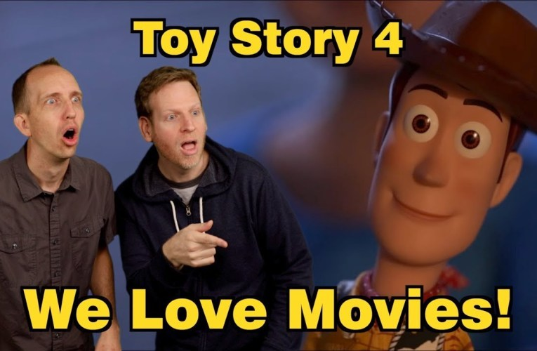 SN's We Love Movies: TOY STORY 4
