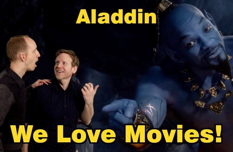 SN's We Love Movies!: Aladdin