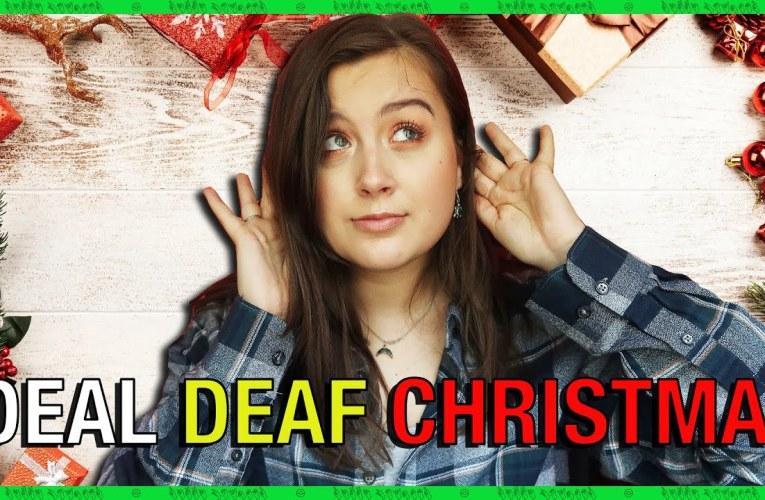 Ideal DEAF Christmas & Holidays (Vlogmas Day 5)   Rikki Poynter