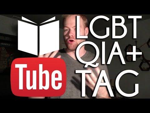 LGBTQIA+ BookTube Tag