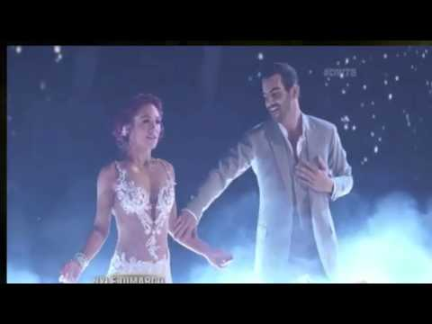 Dancing With The Stars Season 22 Week 5 – Nyle DiMarco and Sharna's Waltz