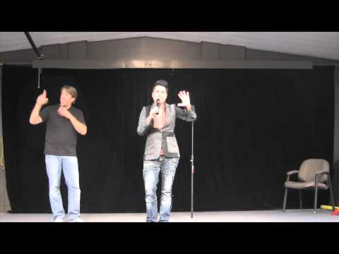 Keith Wann's 2014 ASL Comedy Tour – In FRESNO