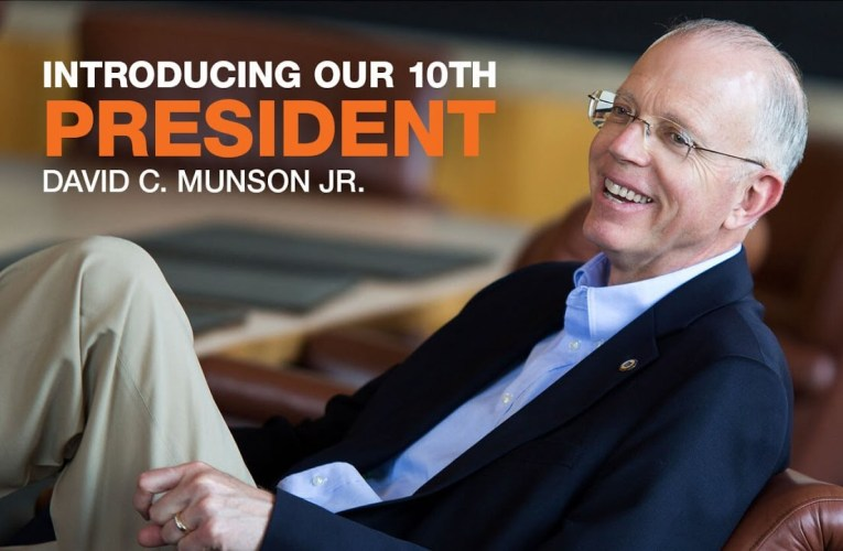 RIT Incoming President Announcement – FULL EVENT