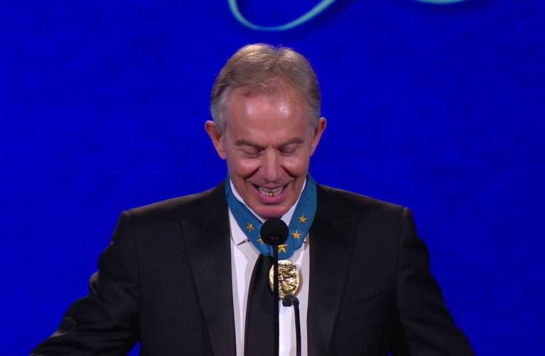 Tony Blair's Gala Speech