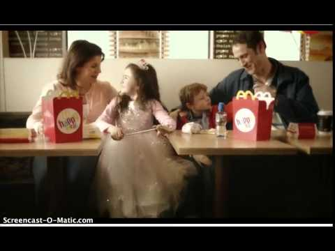 Critical Analysis of McDonald's  – Perfect World Perfect Family