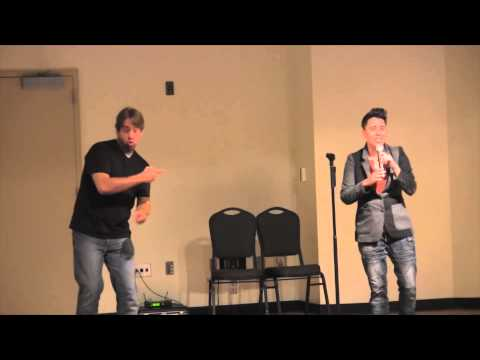 Keith Wann's ASL Comedy Tour 2014 – The Sacramento Show