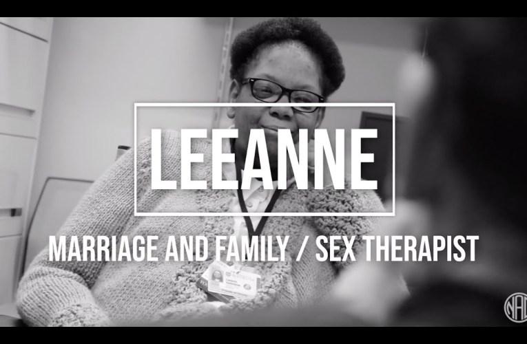 deaf@work: LEEANNE