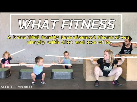 Deaf-Owned Business: WhatFitness in Salt Lake City, Utah.