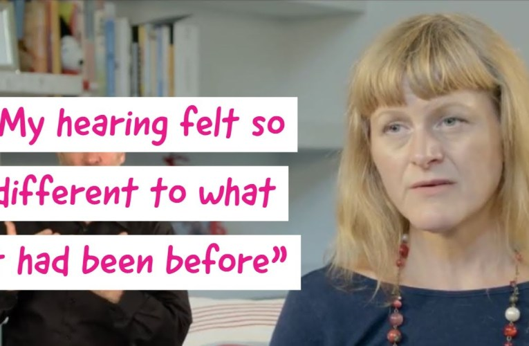 My Hearing Loss Story – Becky (BSL Supported)