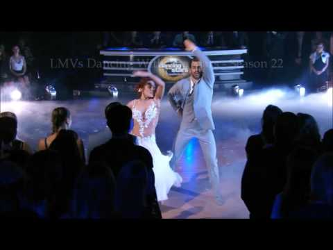 Nyle DiMarco and Sharna Burgess – Viennese Waltz