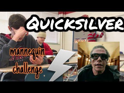 FUN QUICKSILVER MANNEQUIN CHALLENGE!