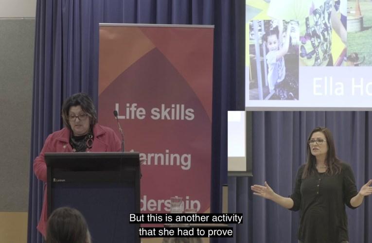 WAFDC Deaf Express 2019 – Stefani Boschman